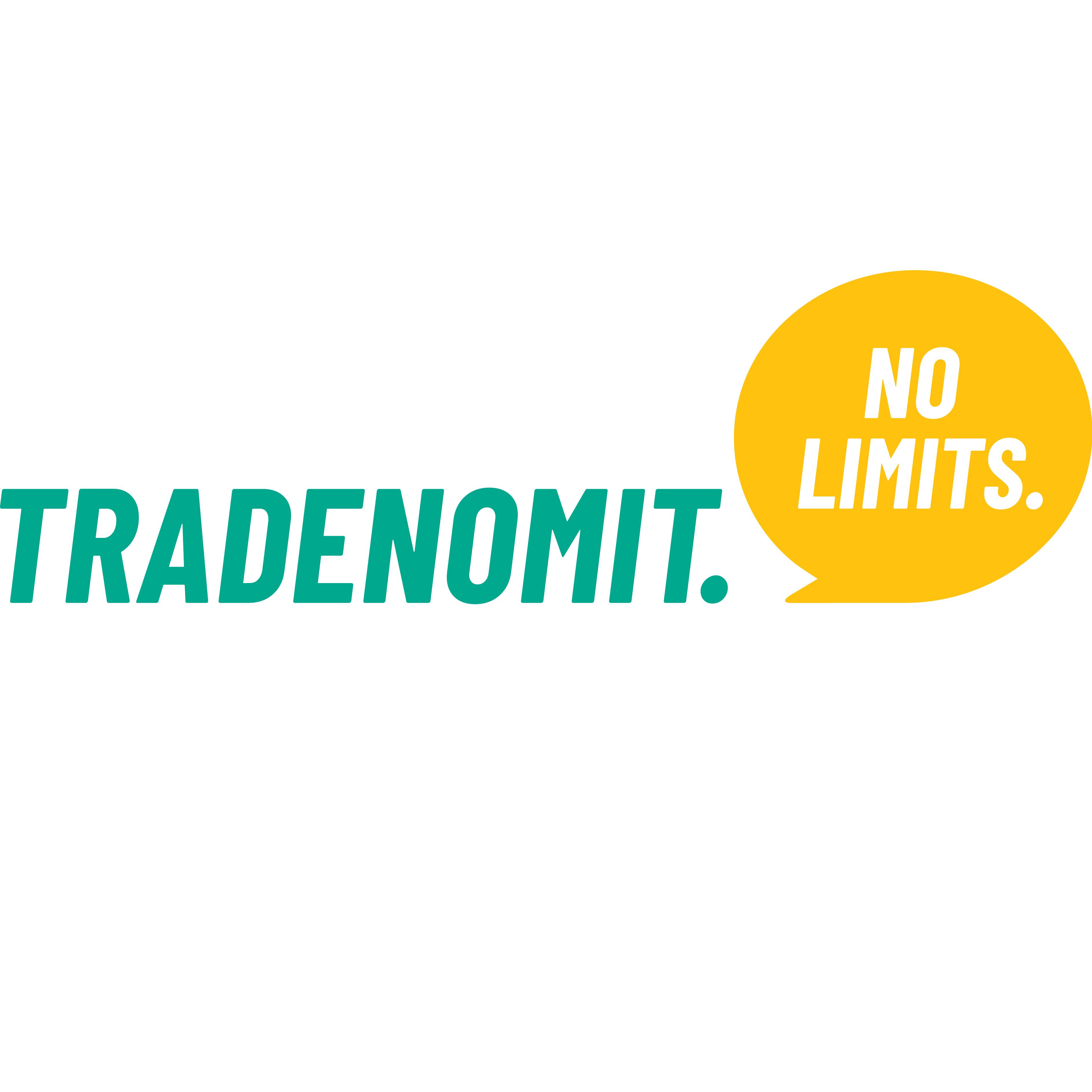 Tradenomit Logo.